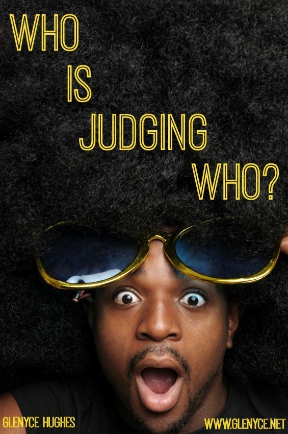 Who is Judging Who?