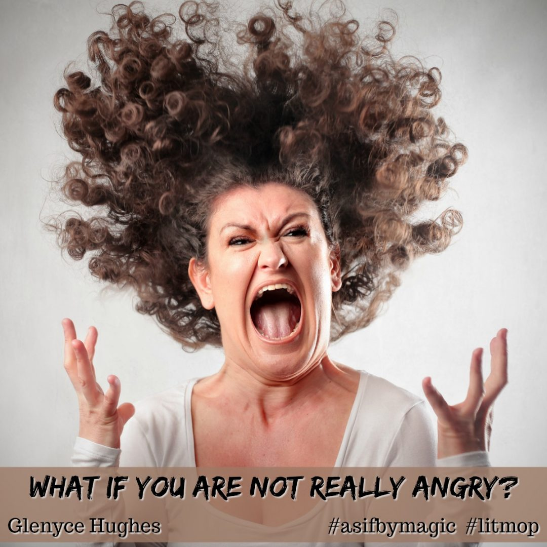 What If You Aren't Really Angry?