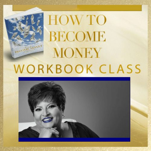 How to Become Money Workbook with Glenyce Hughes