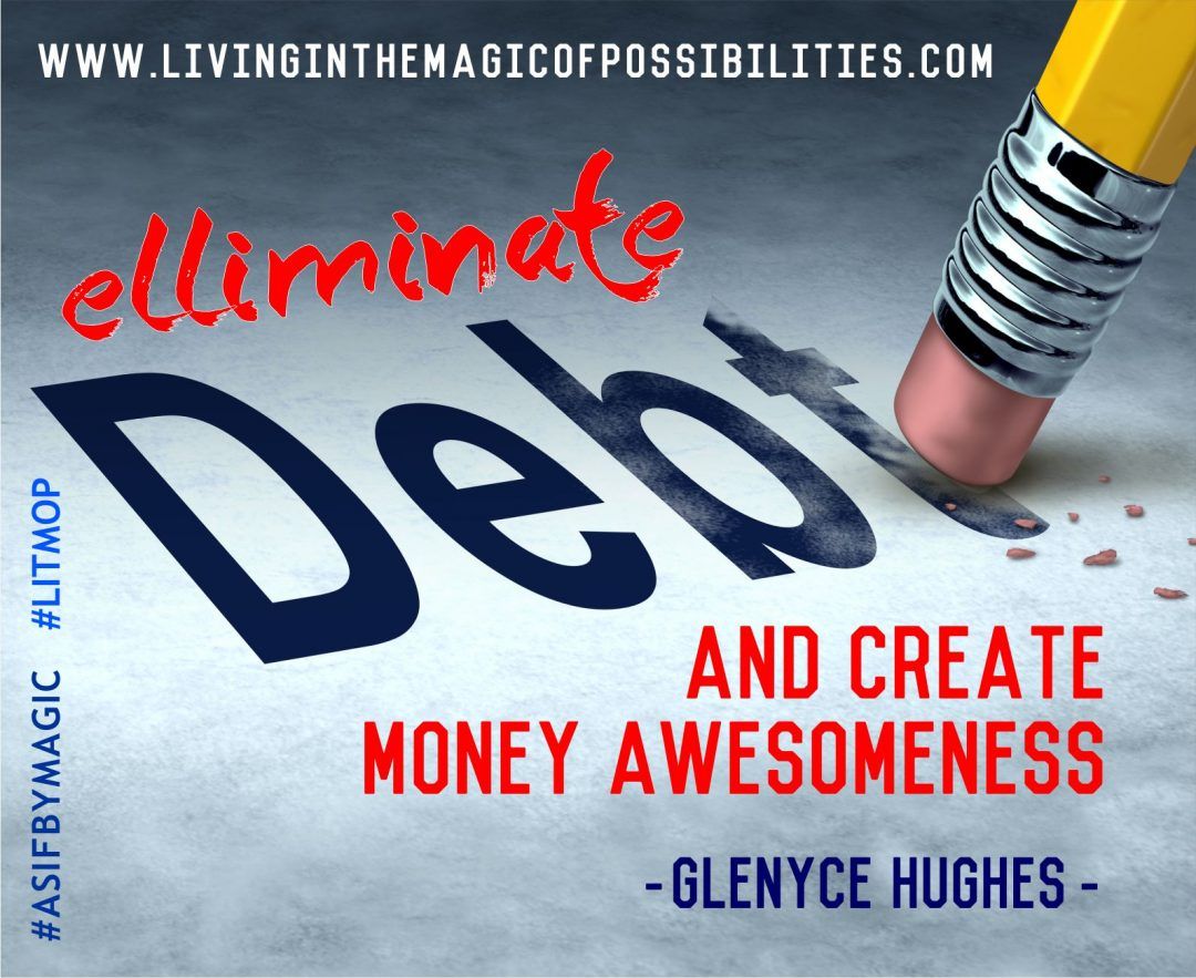 Eliminate Debt and Create Money AWEsomeness