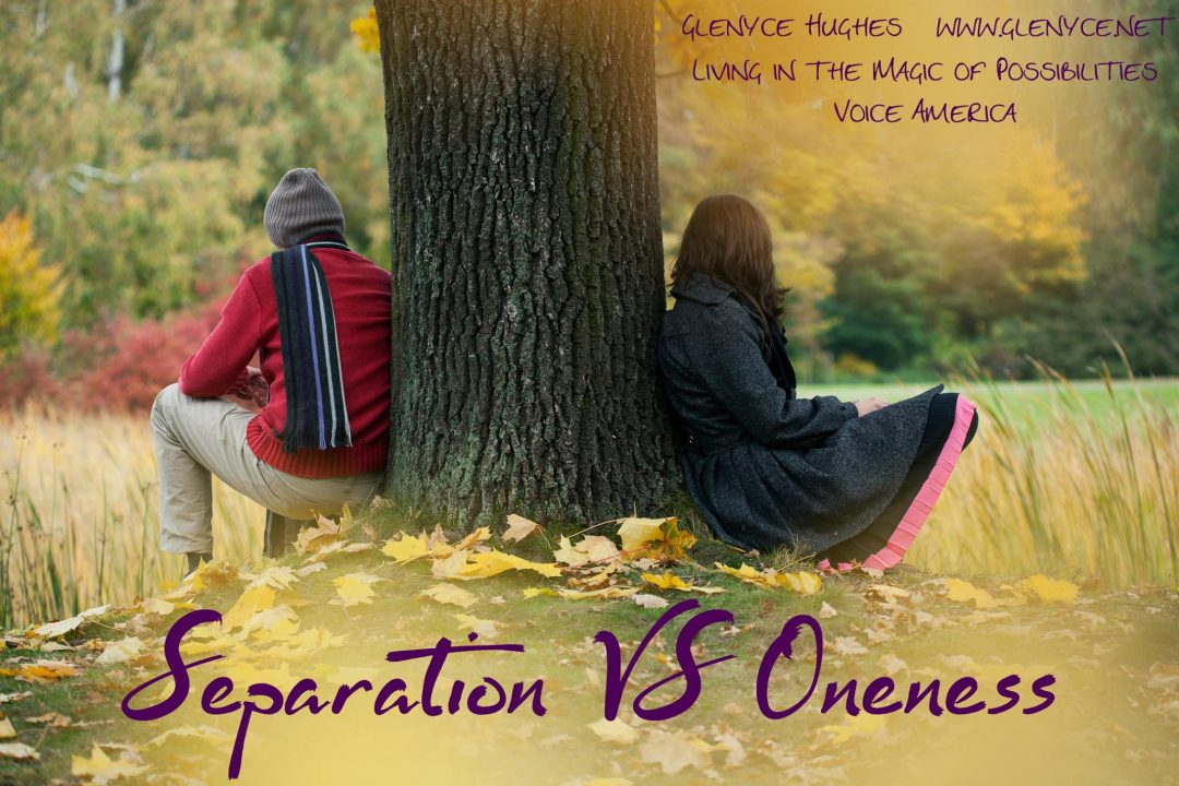 Separation VS Oneness