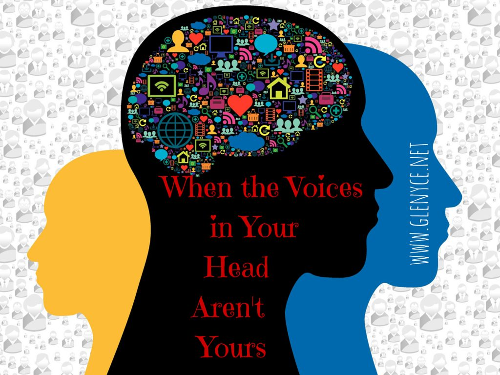 When the Voices in Your Head Aren't Yours