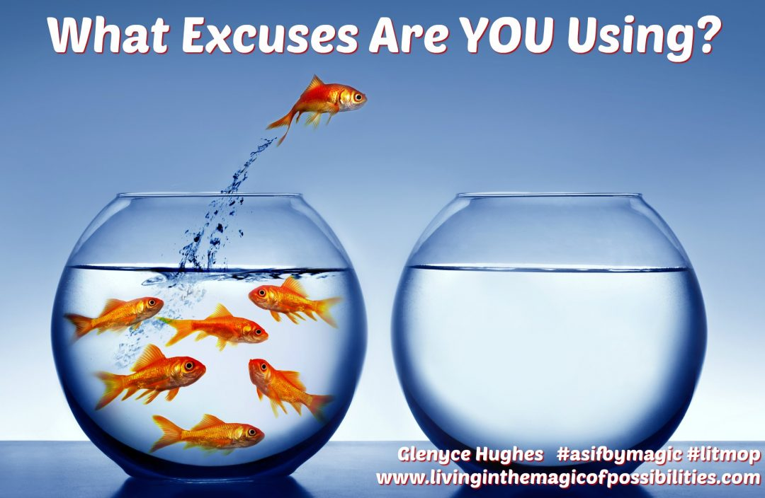 What Excuses Are You Using?