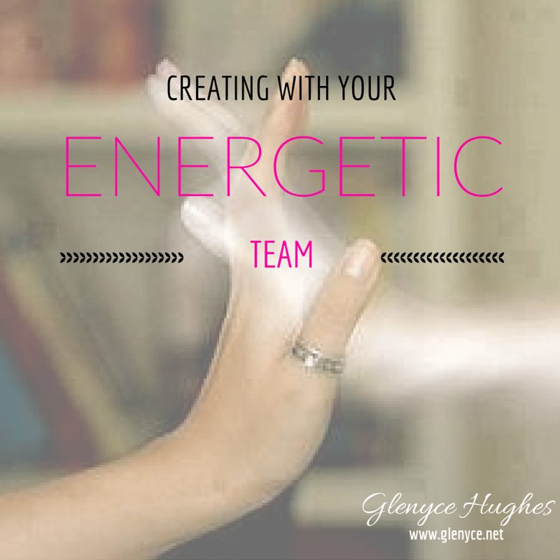Creating with Your Energetic Team