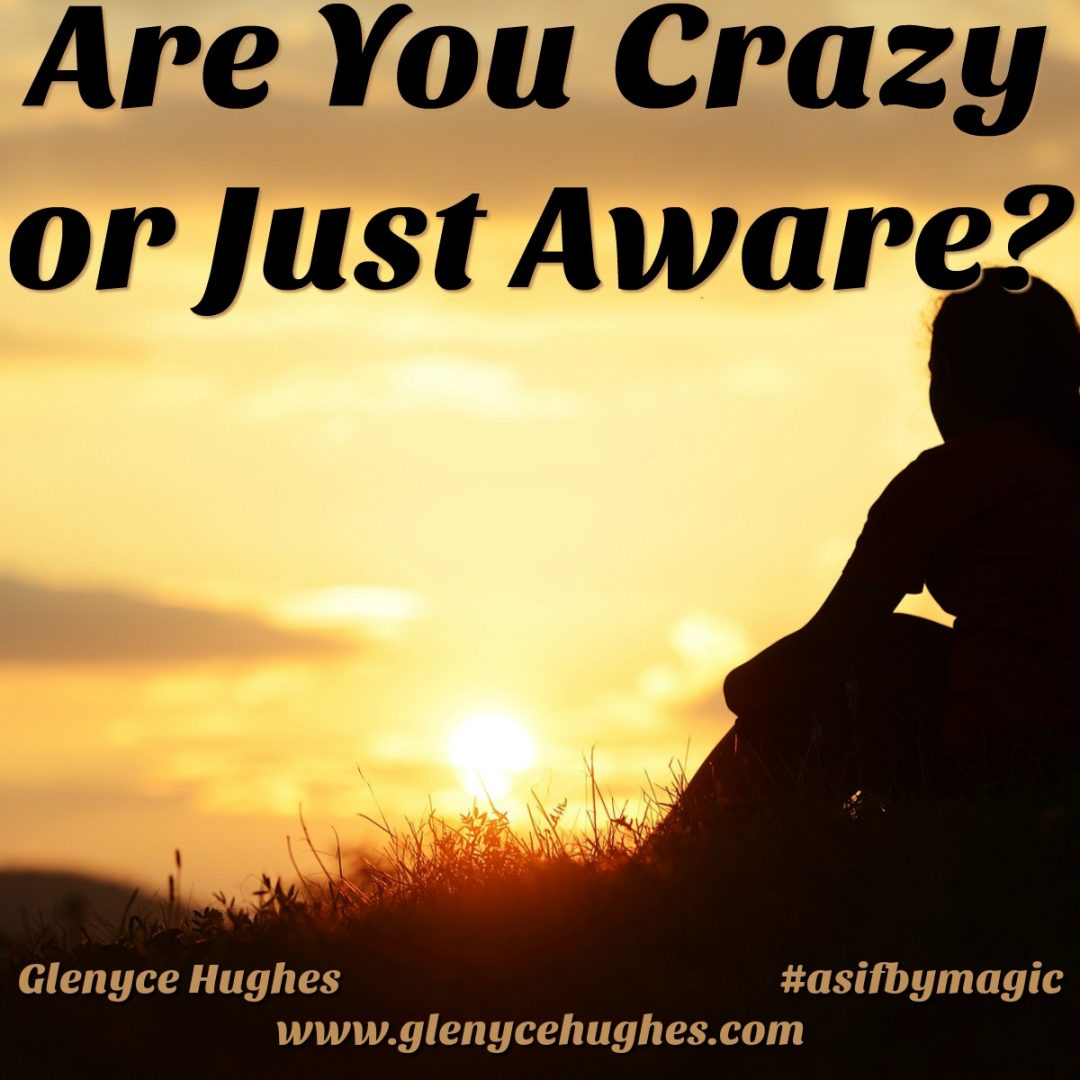 Are You Crazy or Just Aware?