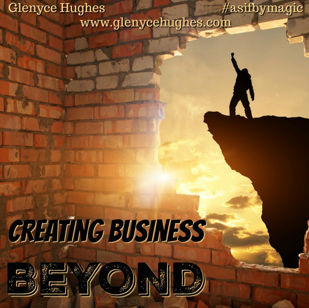 Creating Business BEYOND