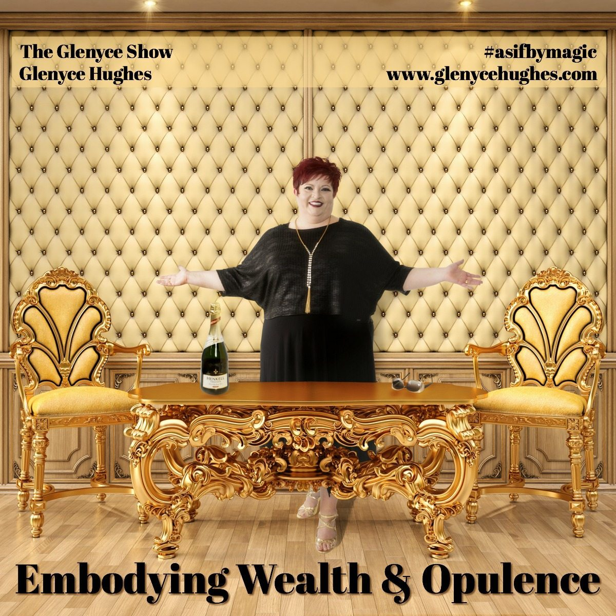 Embodying Wealth and Opulence