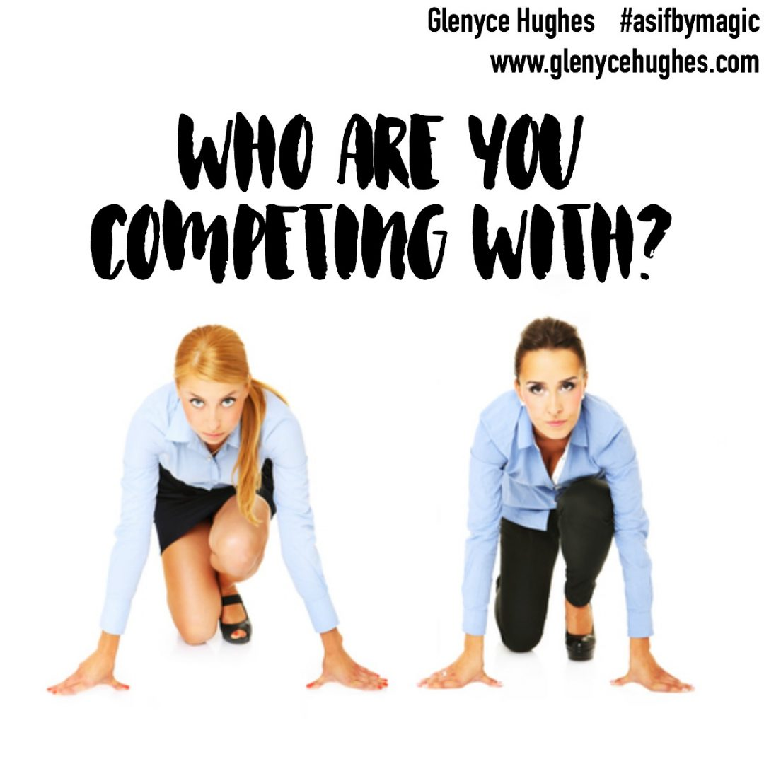 Who Are You Competing With?