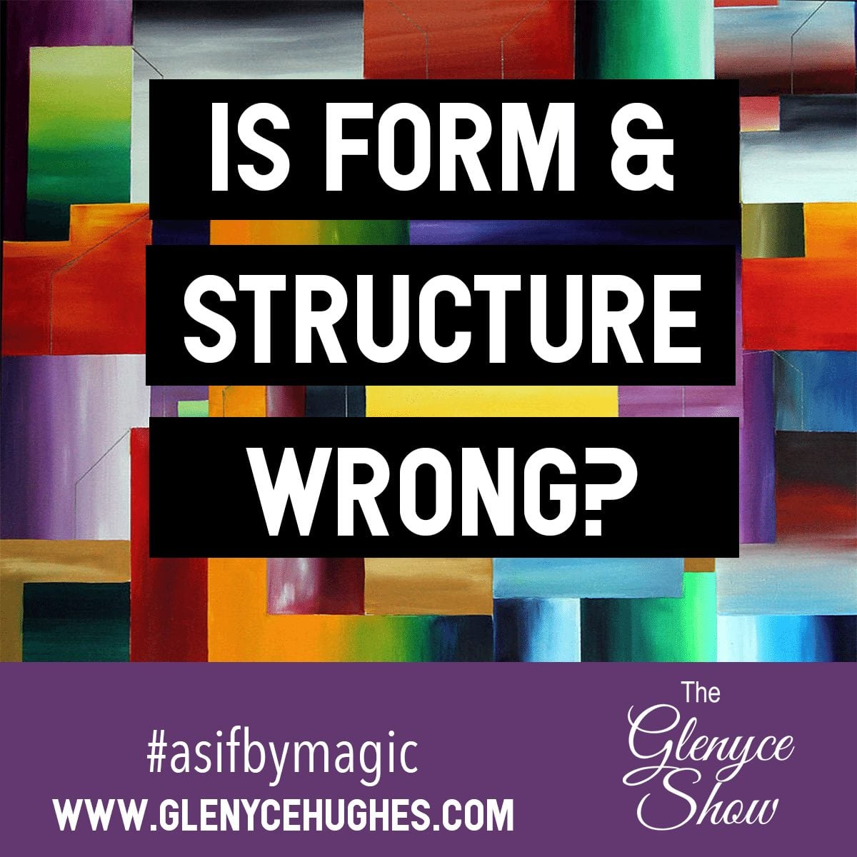 Is Form and Structure Wrong?