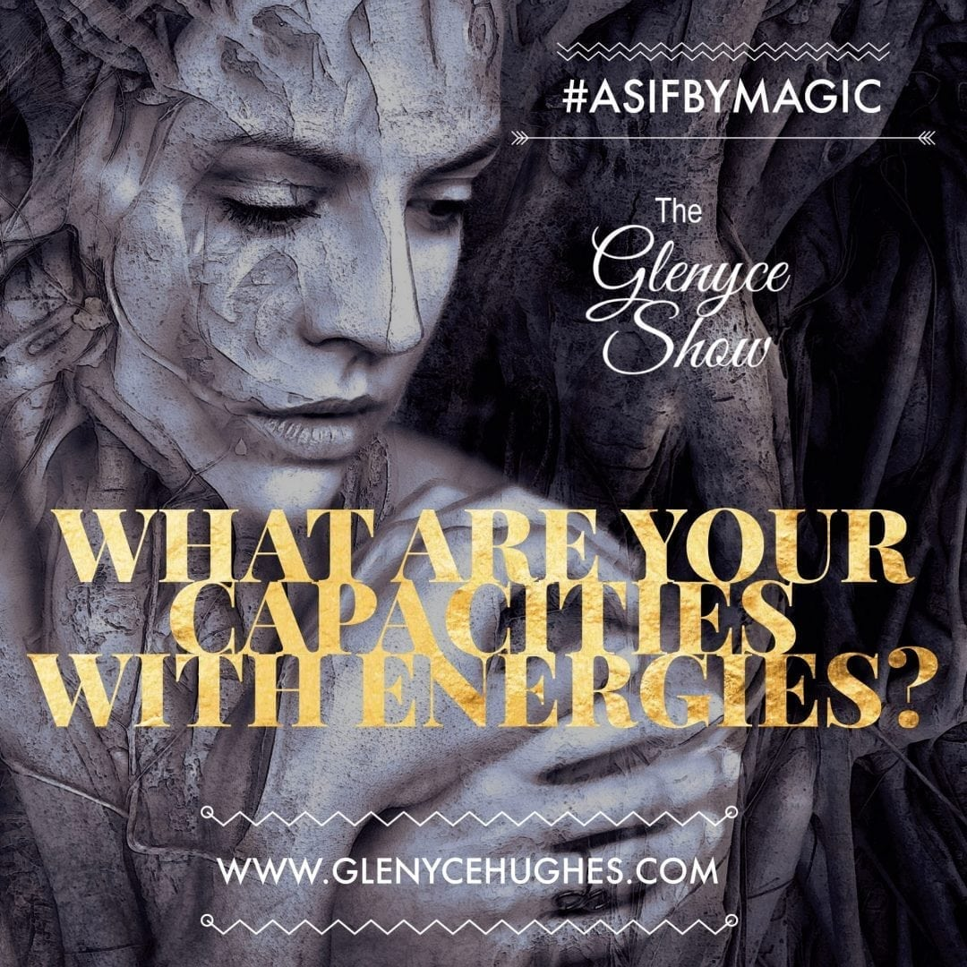 What Are YOUR Capacities with Energies?