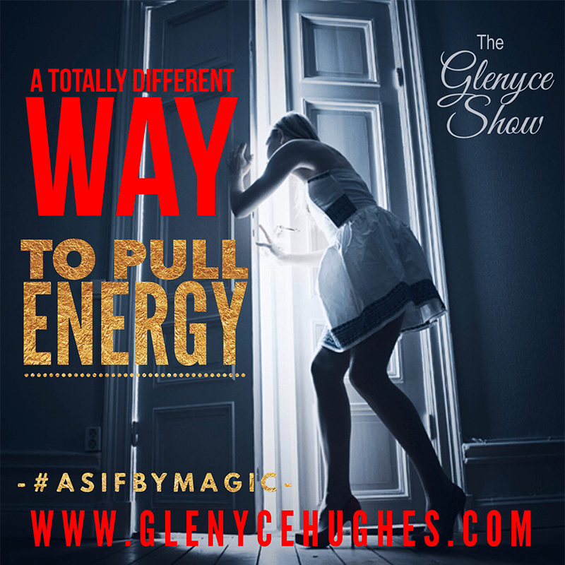 A Totally Different Way to Pull Energy