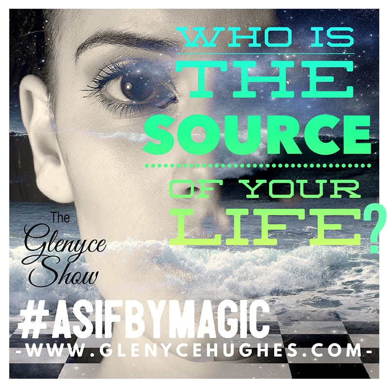 Who is the Source of Your Life?