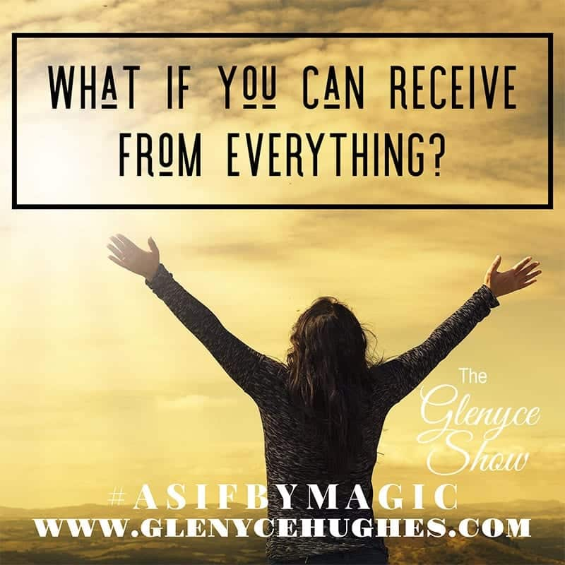 What if You Can Receive From Everything?