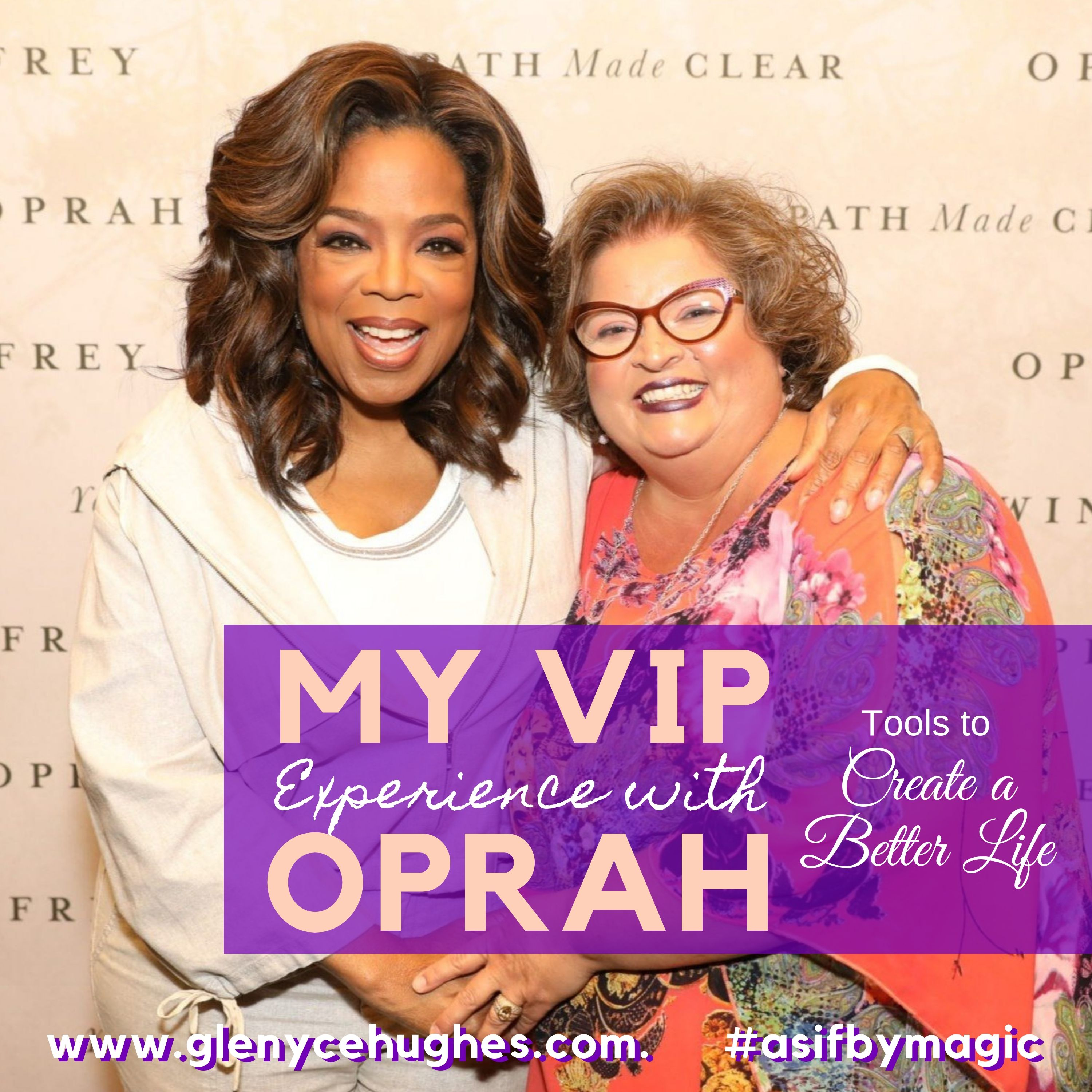 My VIP Experience with Oprah