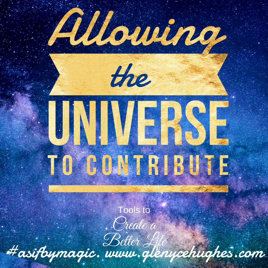 Allowing the Universe to Contribute