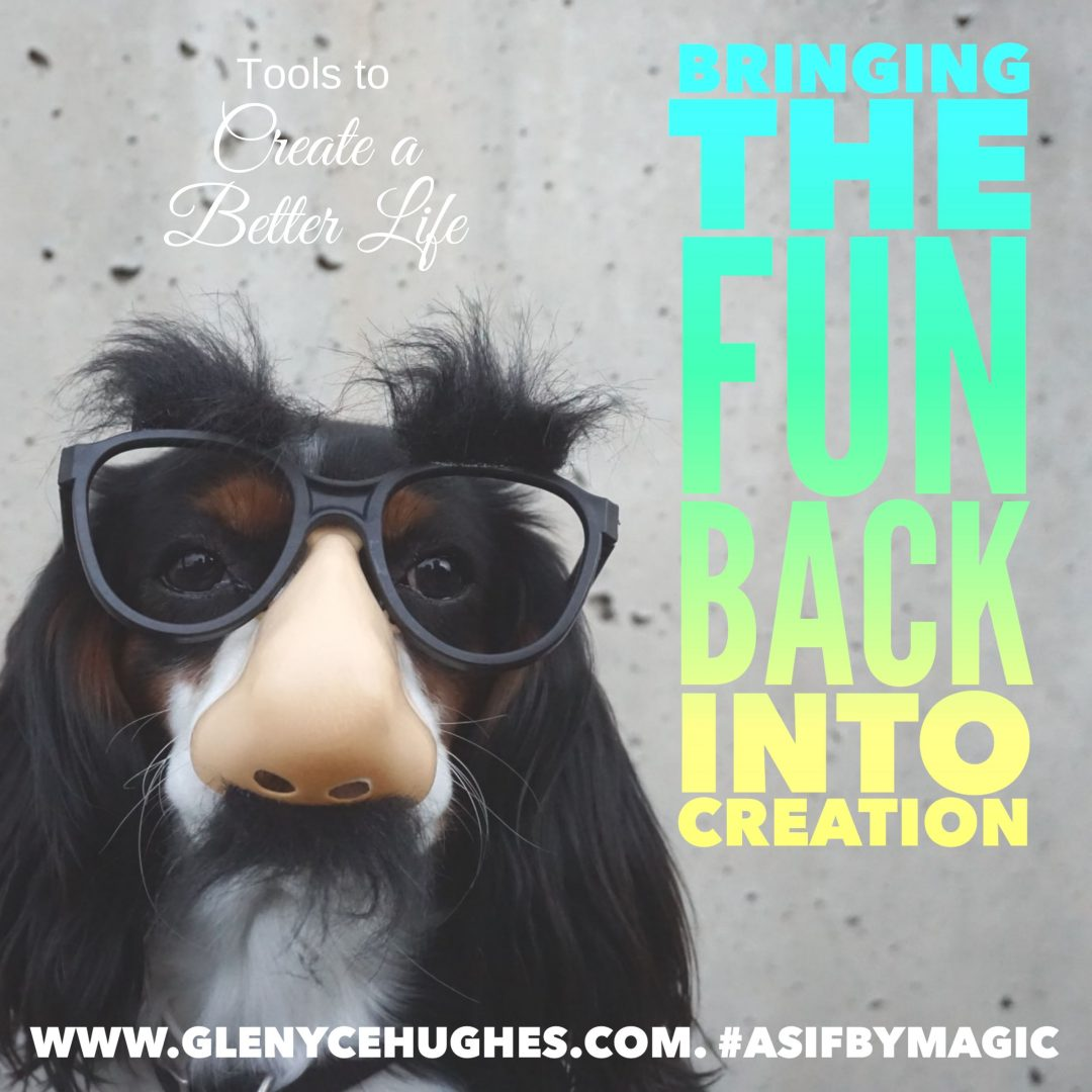 Bringing the Fun Back into Creation