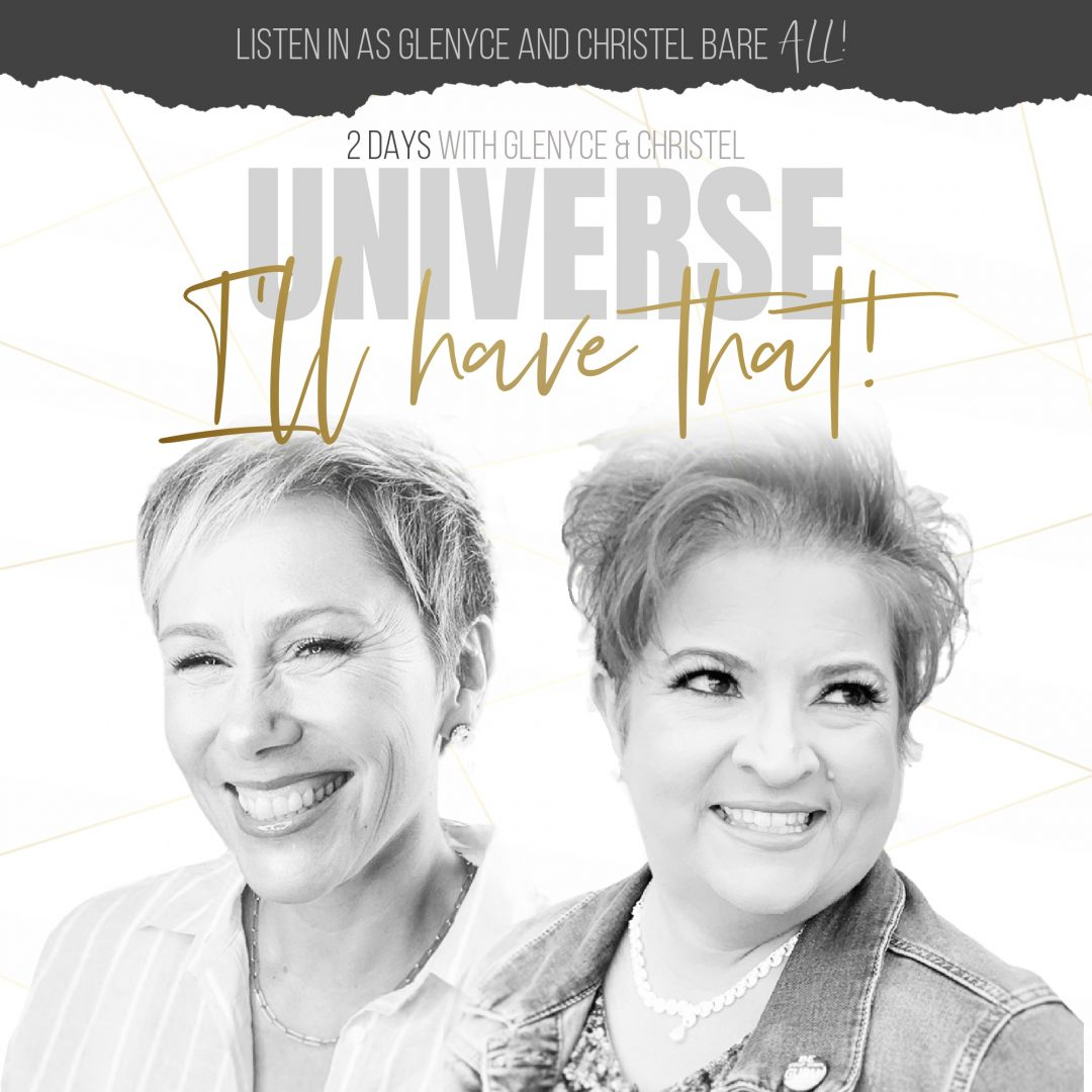 Universe, I'll Have That! with Christel Crawford