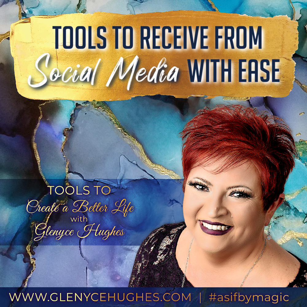 Tools to Receive from Social Media with Ease